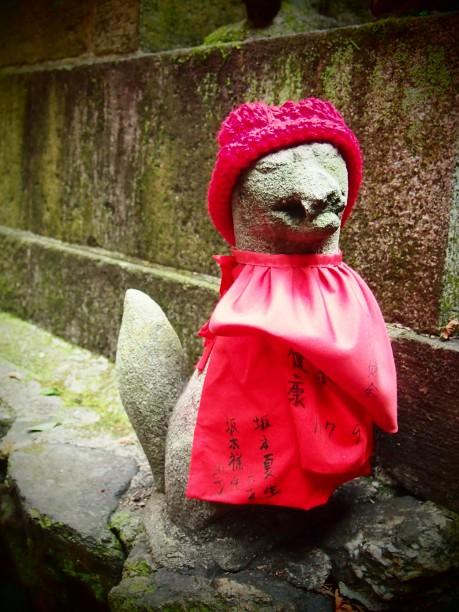 kitsune-habille